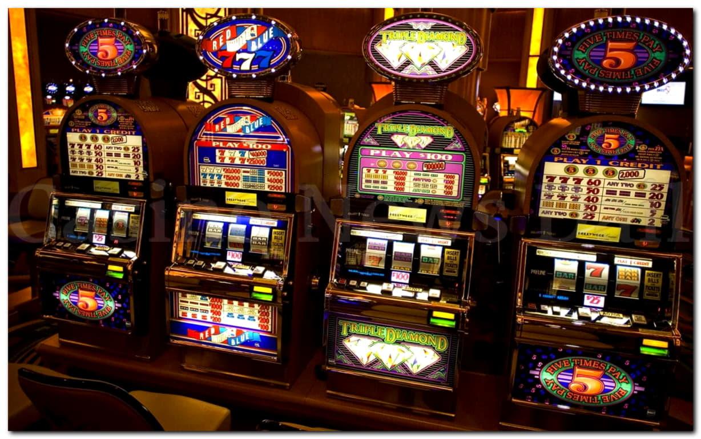 Casino comのカジノでの160%マッチ