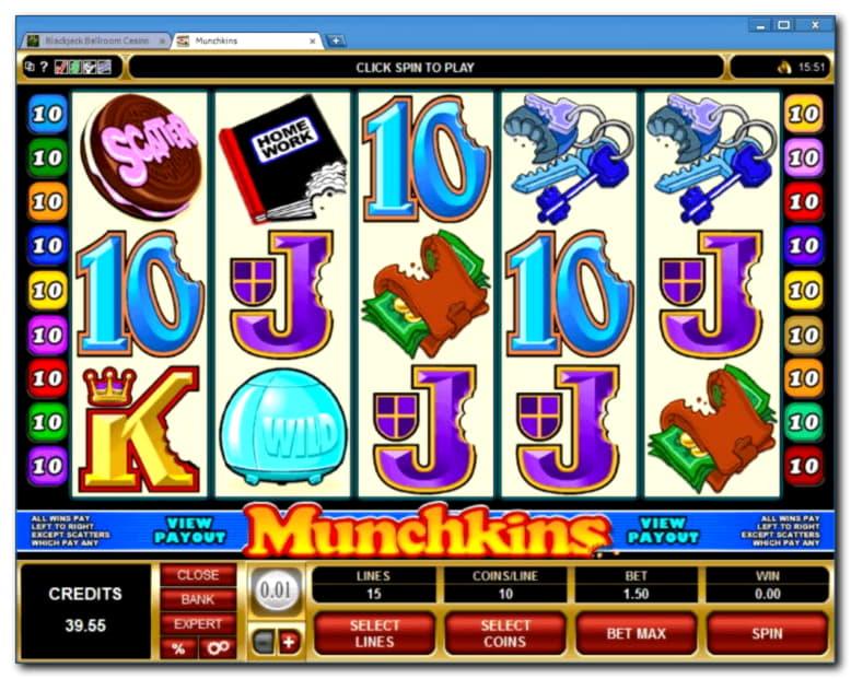 €385 Online Casino Tournament at Casino Luck