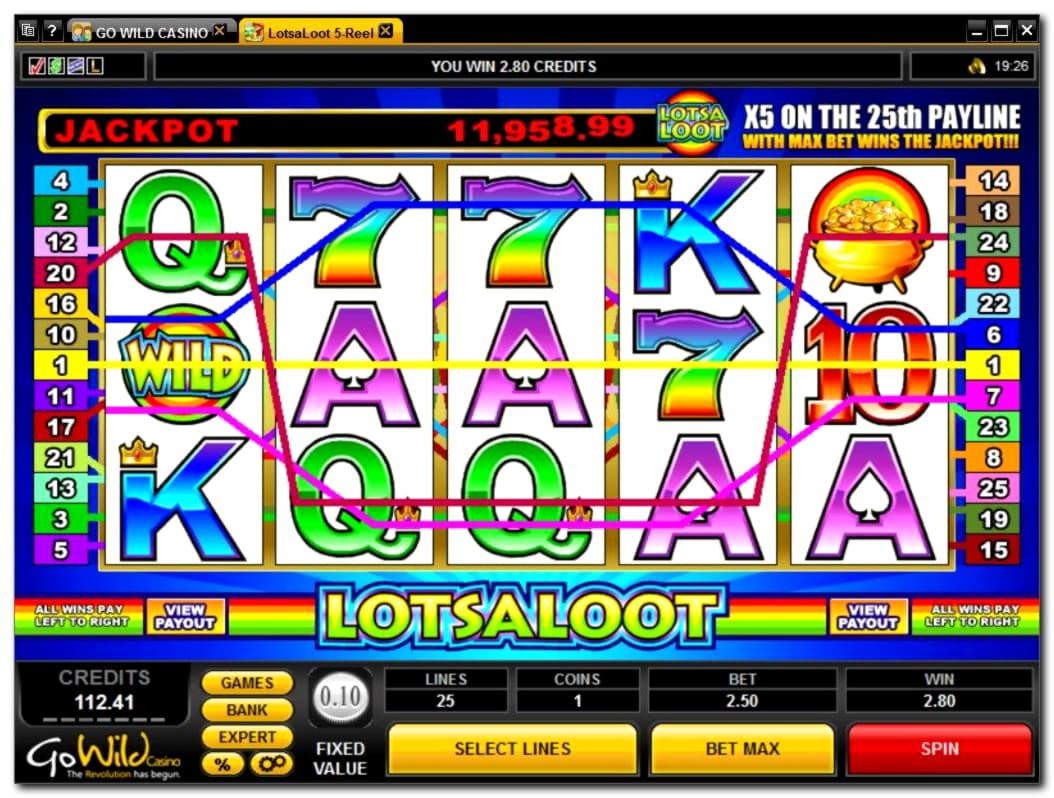 Eurograndカジノの€100カジノトーナメントフリーロール