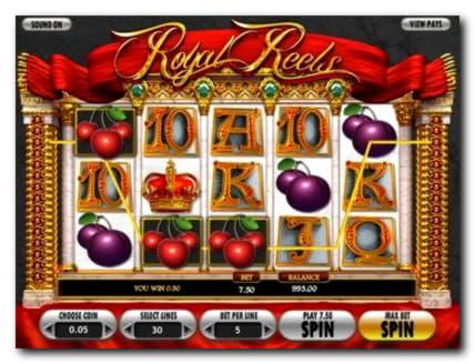 Betnspinカジノの€605カジノチップ