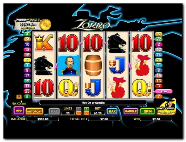 225 Free spins casino at Casino com