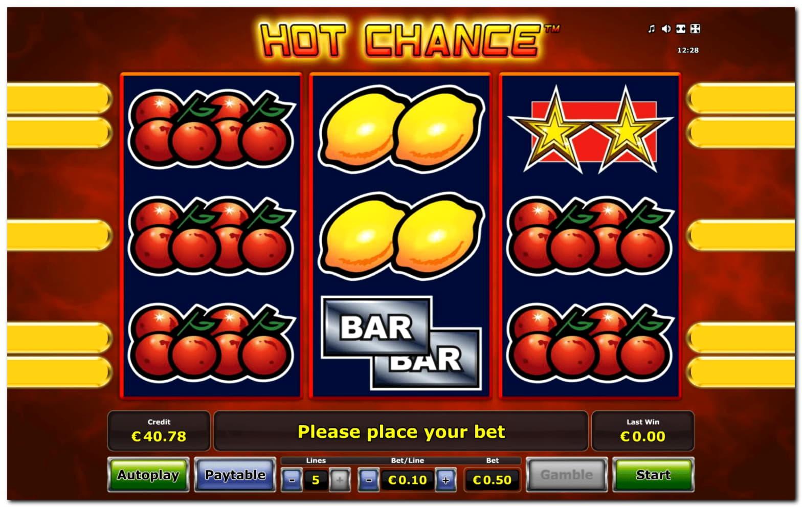 Buzzluck Casinoの€330無料カジノチップ