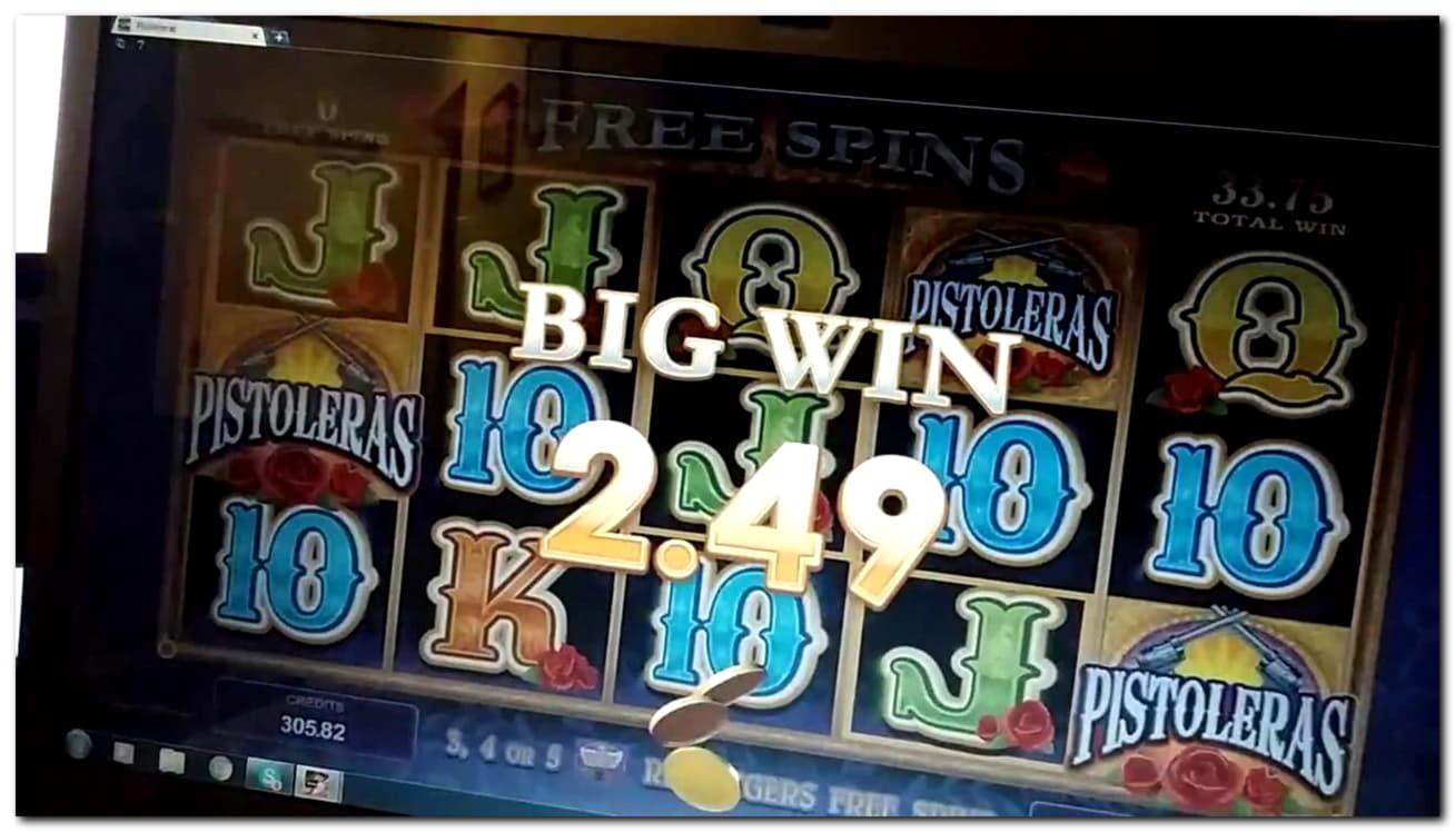 Slots Billion Casinoで290回無料カジノスピン