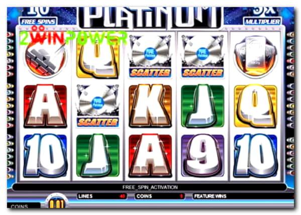 Slots Billion Casinoで£525無料のチップカジノ