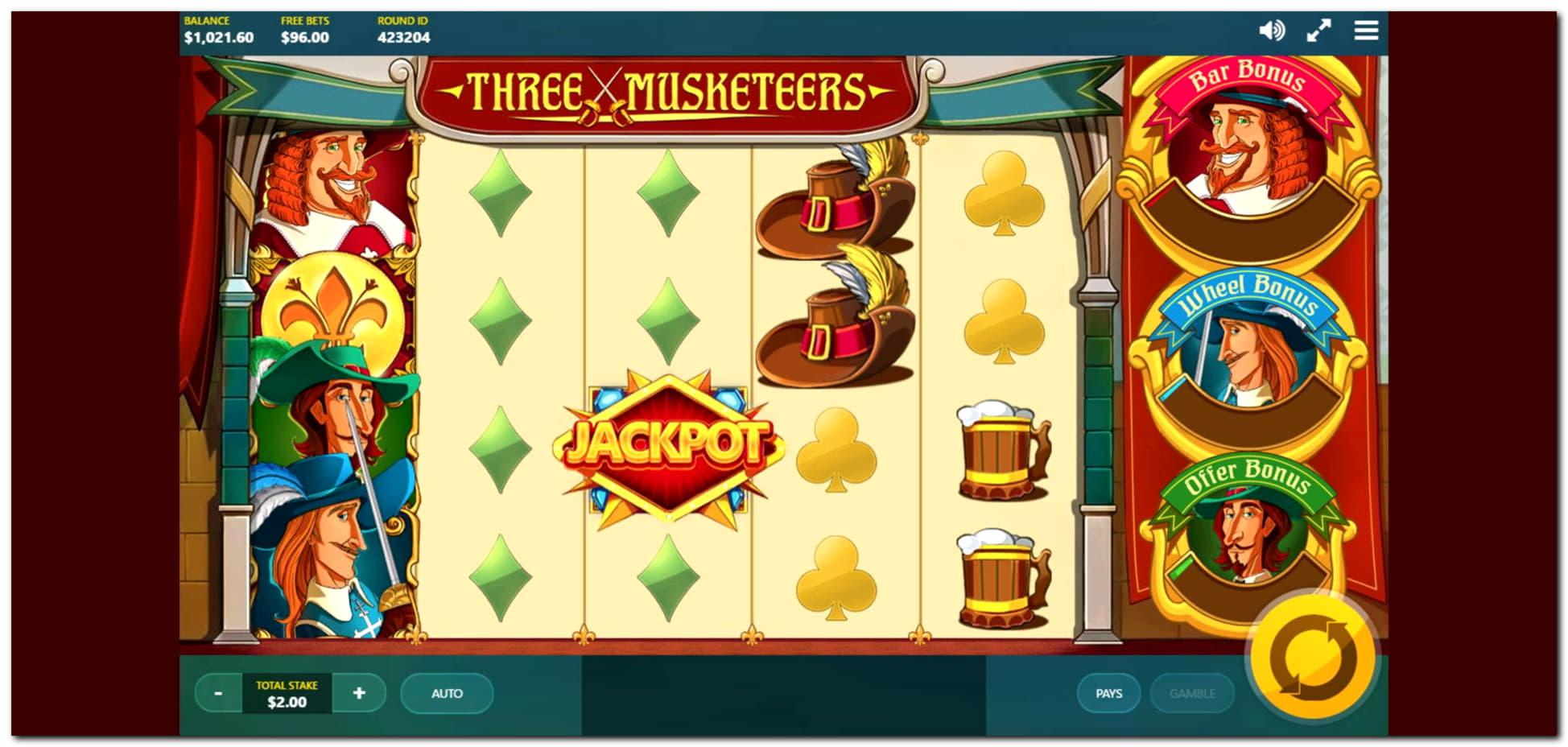 EURO 270 FREE Casino Chip at Alf Casino