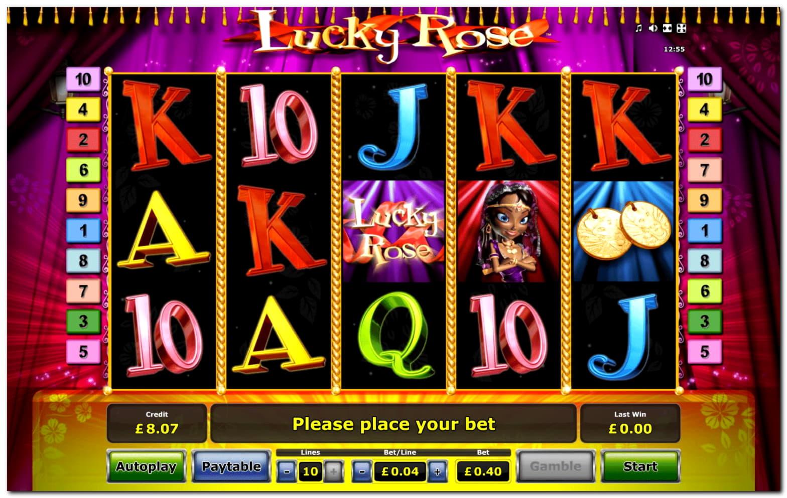 Casino comでの895%カジノマッチボーナス