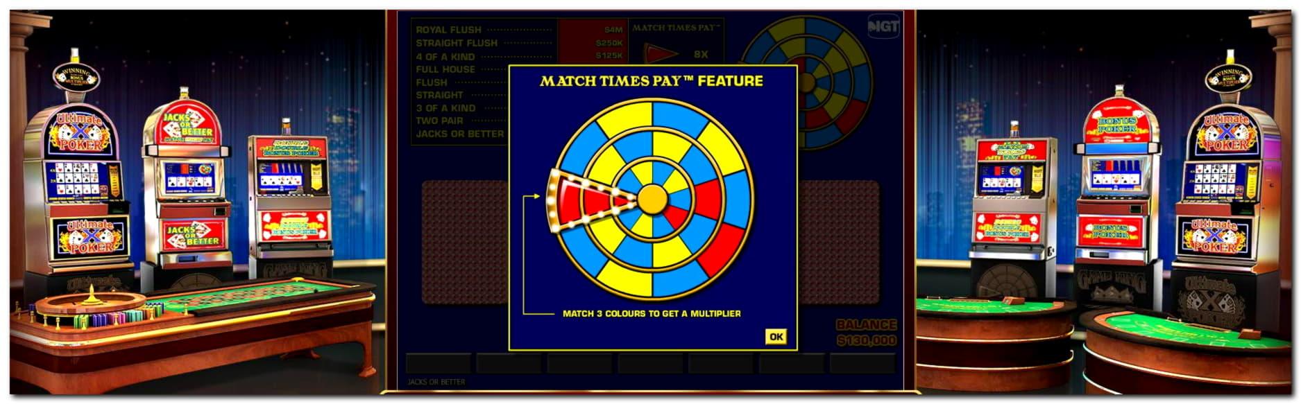885% Match Bonus Casino at Party Casino