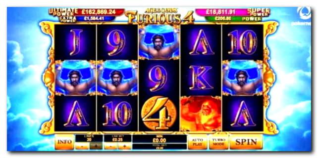 35 Casinoでの無料カジノスピン
