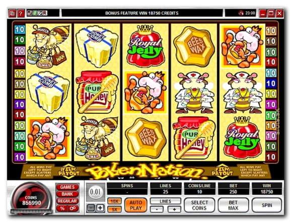Rizkカジノの€4765デポジットボーナスカジノ