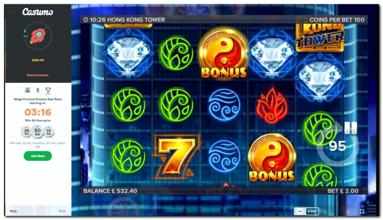 33 Free spins casino at 7 Reels Casino
