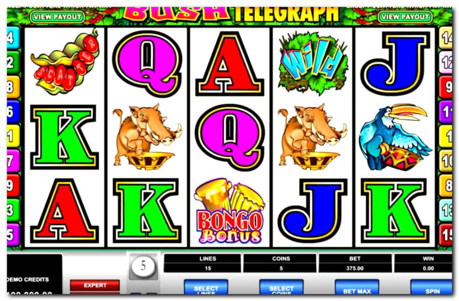 Energy Casinoの$ 4975入金不可カジノボーナス