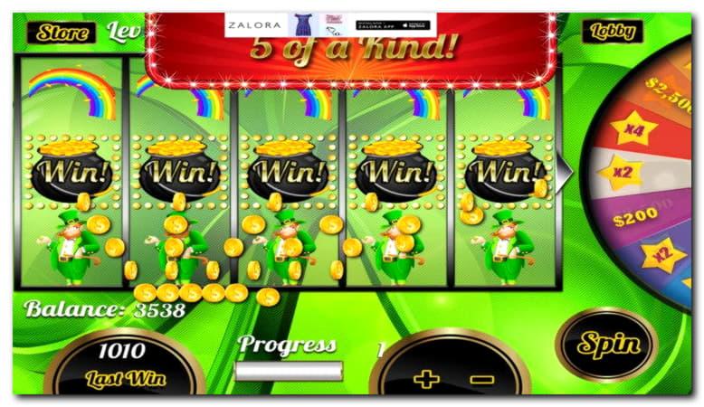 €2935 Slots Billion Casinoでのデポジットなし
