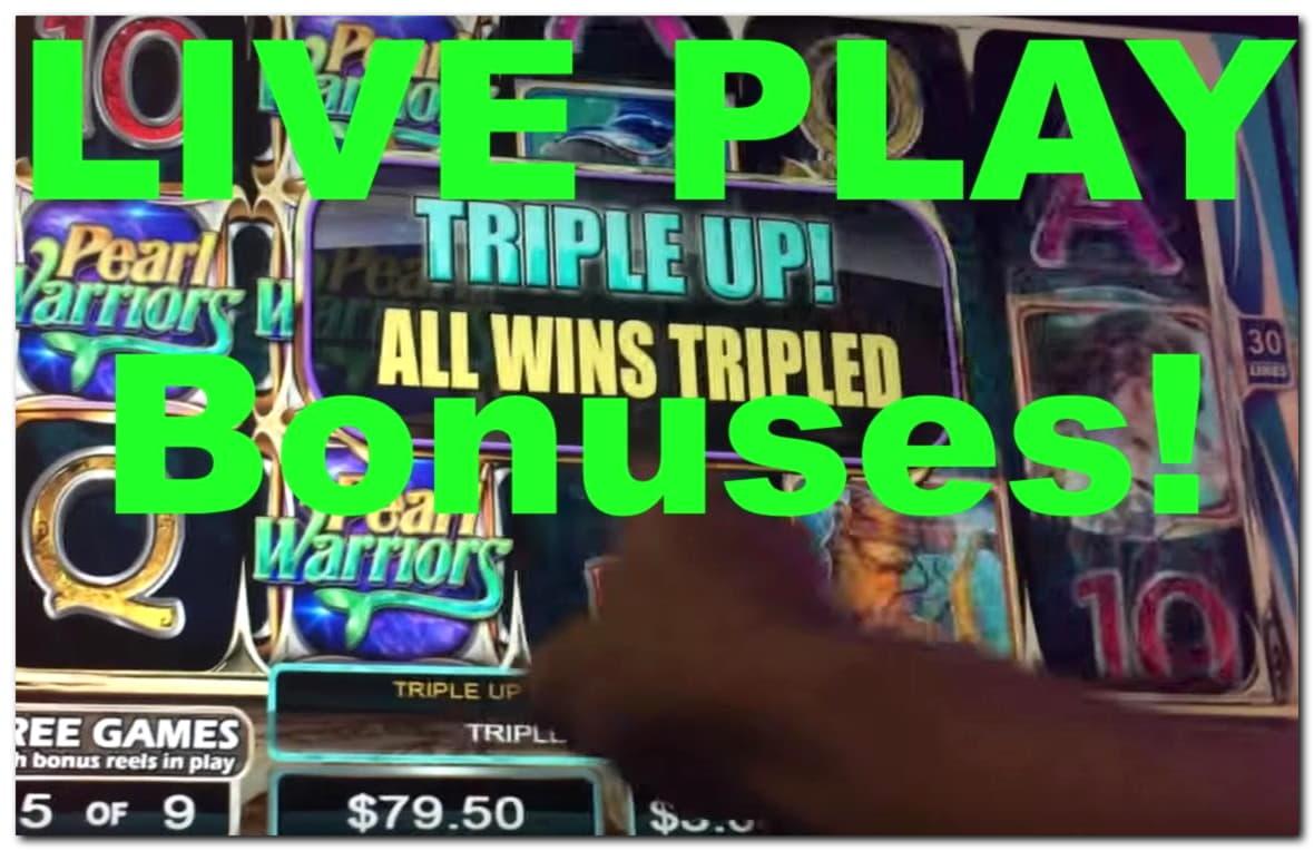 Slots Billion Casinoで205無料スピン