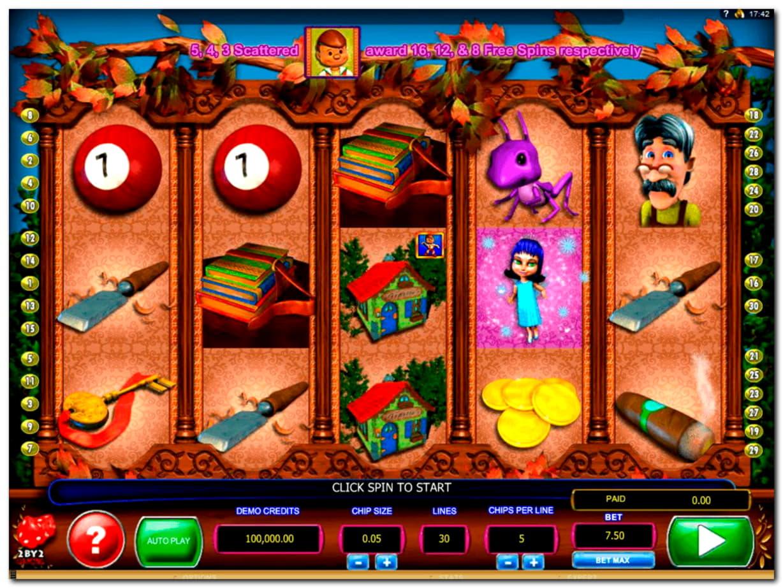 Casino comでの€890カジノトーナメント