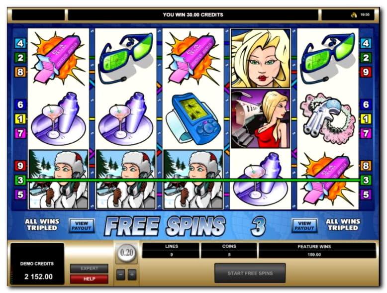$135 Free Cash at Slots Billion Casino