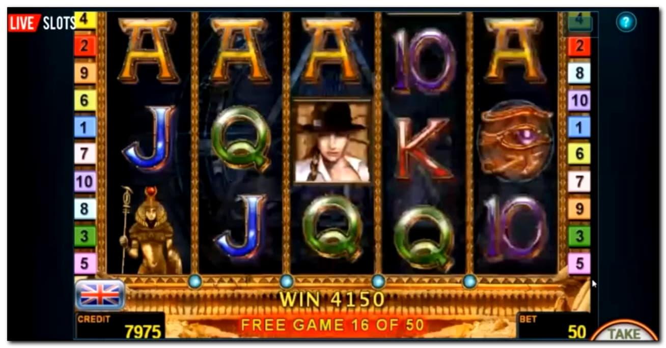 Leo Vegasカジノで$ 4380入金ボーナスコードなし