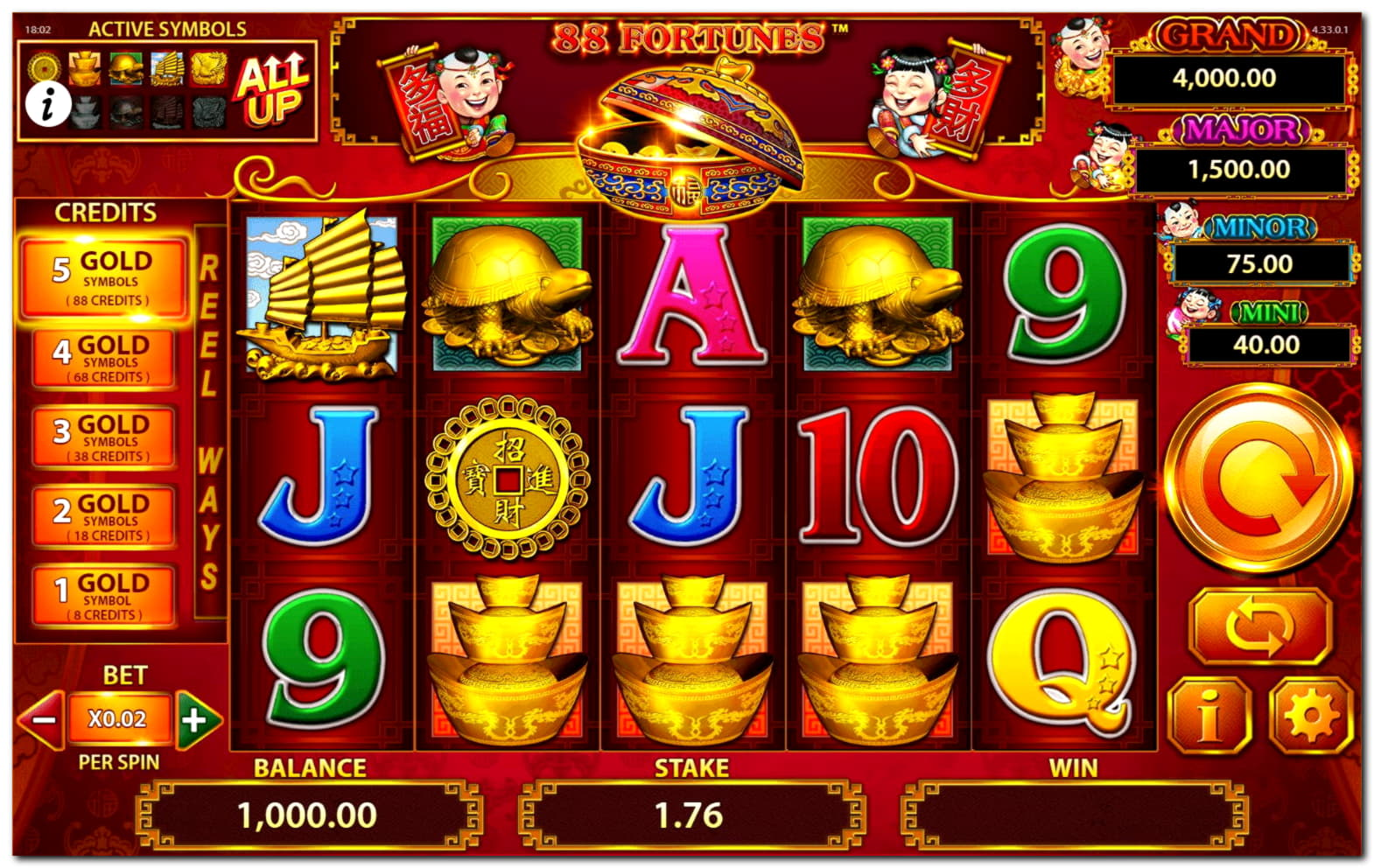 140% casino match bonus at 7 Reels Casino
