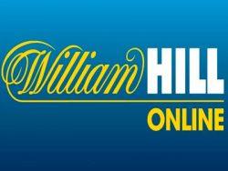 145% casino match bonus at William Hill Casino