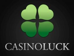 285 FREE Spins at Casino Luck