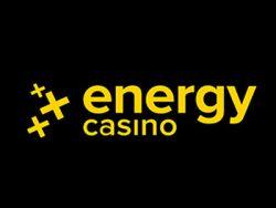 755% casino match bonus at Energy Casino