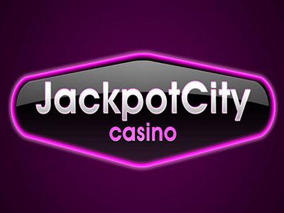 Jackpot City Casino ekraanipilt