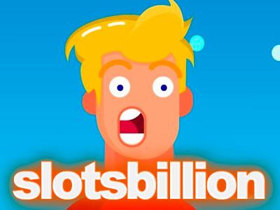 Slots Billioni kasiino ekraanipilt